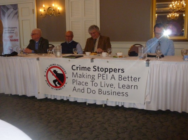 Crimestoppers AGM 2014
