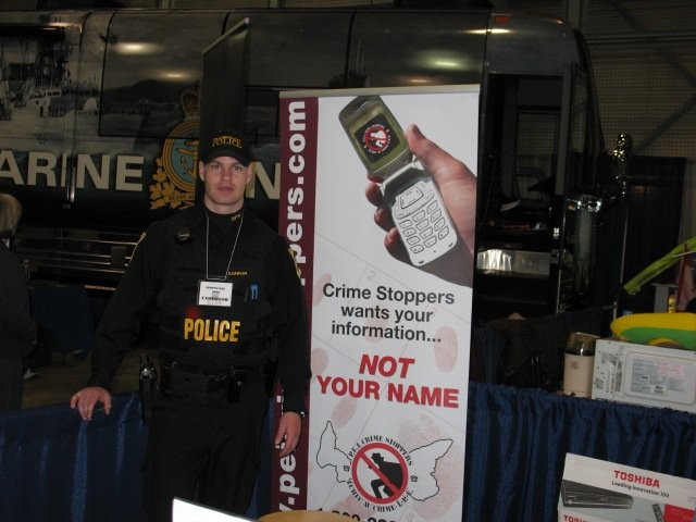 Shawn Carver, Summerside Police Services