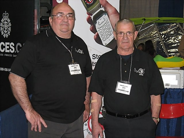 Andy Labonte and Eric Oulton, Crime Stopper Directors